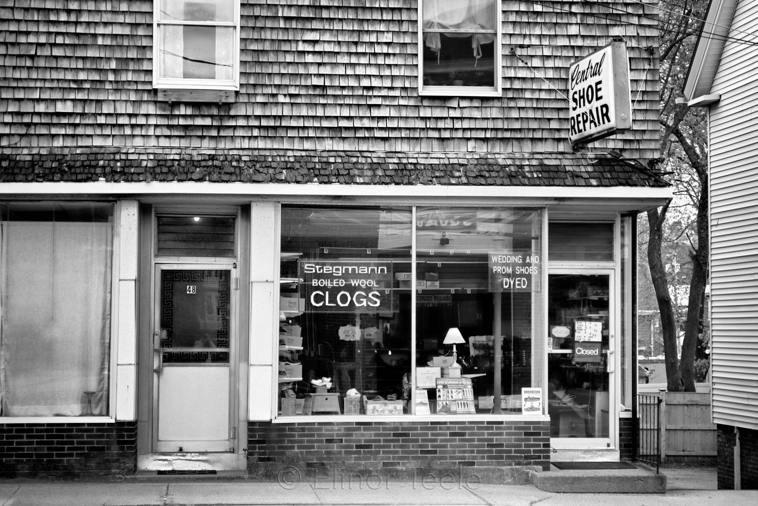 Central Shoe Repair, Ipswich MA