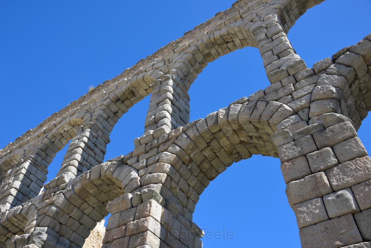 Acueducto | Aqueduct, Segovia 3