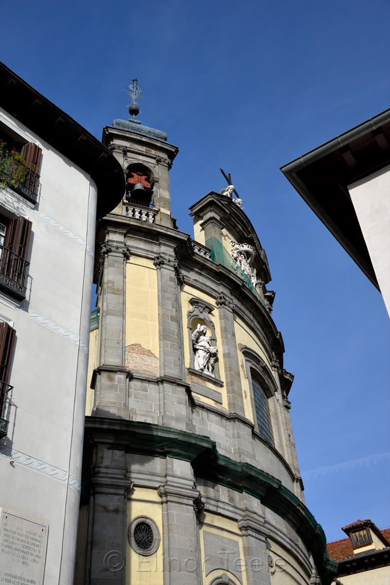 Basílica de San Miguel | Pontifical Basilica of St. Michael, Madrid