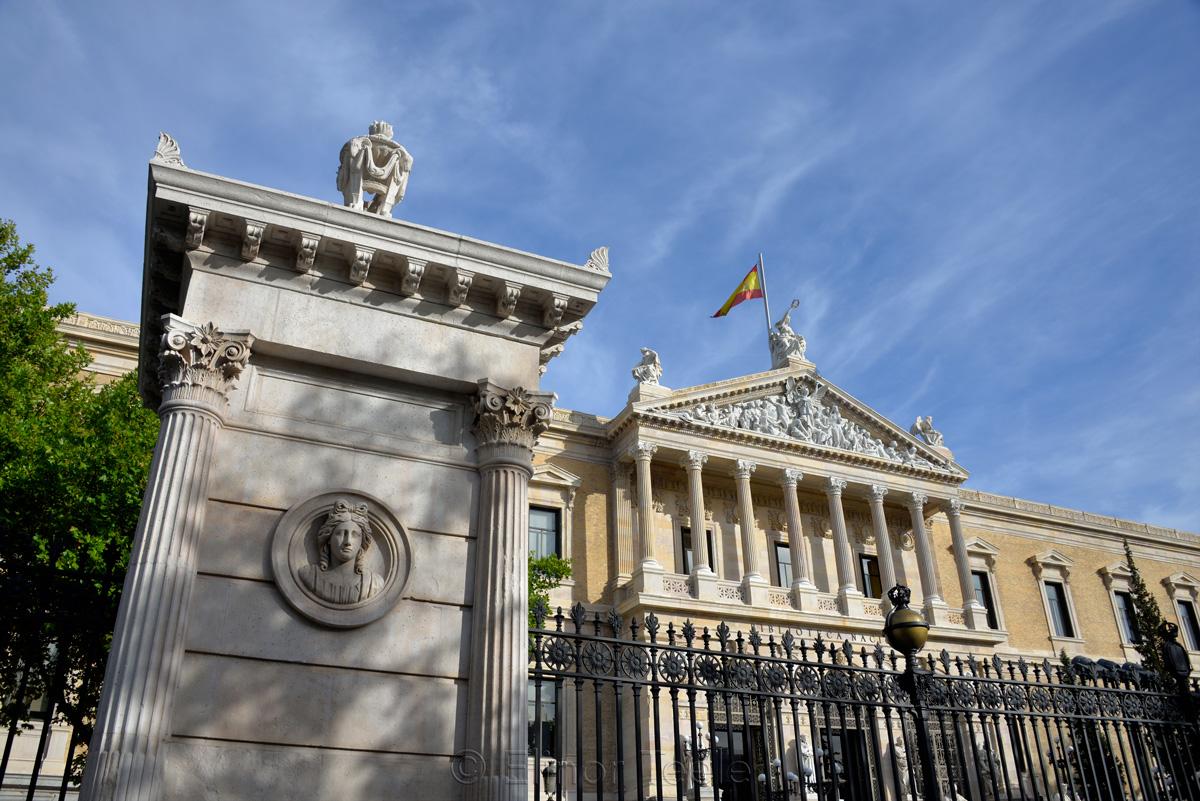 Biblioteca Nacional de España | National Library of Spain, Madrid