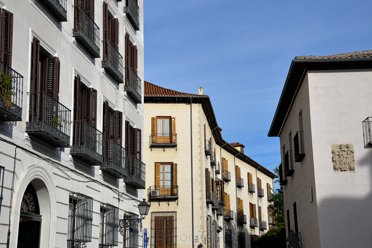 Calle de San Justo, Madrid