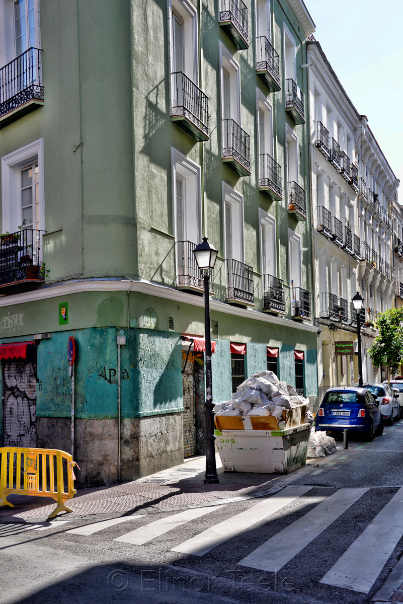 Calle de San Mateo, Madrid