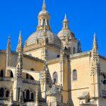Exterior Detail, Catedral de Segovia, Segovia