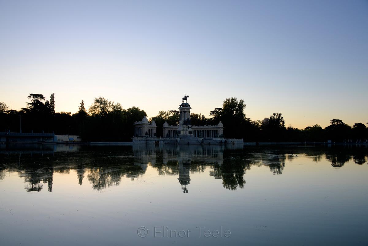 Estanque Grande del Buen Retiro, Madrid