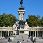 Monumento a Alfonso XII, Estanque Grande del Buen Retiro
