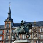 Estatua Ecuestre de Felipe III | Equestrian Statue of Philip III, Plaza Mayor, Madrid