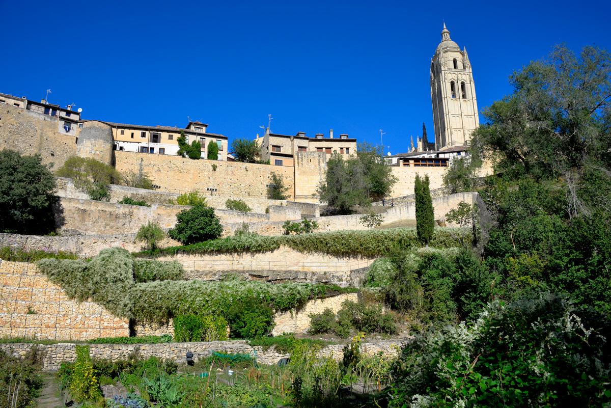 Gardens & Torre, Segovia