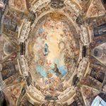 Iglesia de San Antonio de los Alemanes - Ceiling