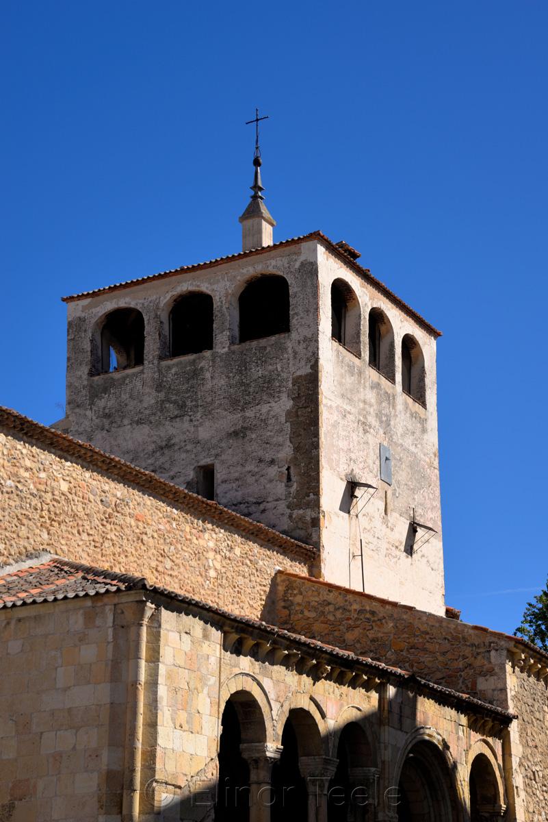 Iglesia de San Clemente, Segovia