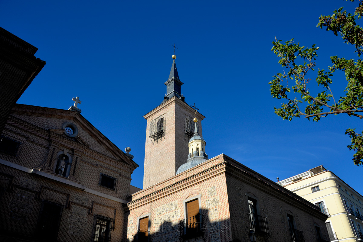 Iglesia de San Ginés de Arlés | Church of San Ginés, Madrid