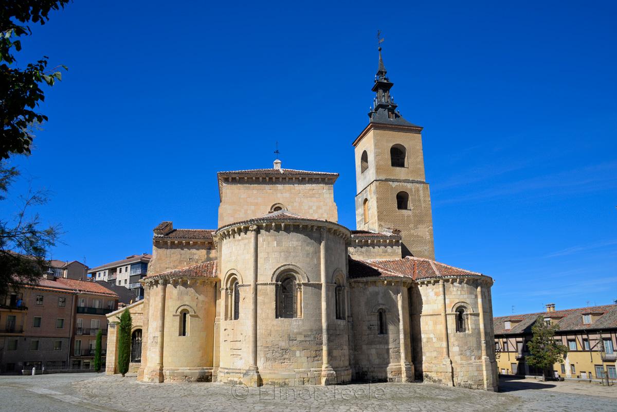 Iglesia de San Millan, Segovia