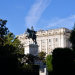 Palacio Real & Monumento a Felipe IV | Monument to Philip IV, Madrid