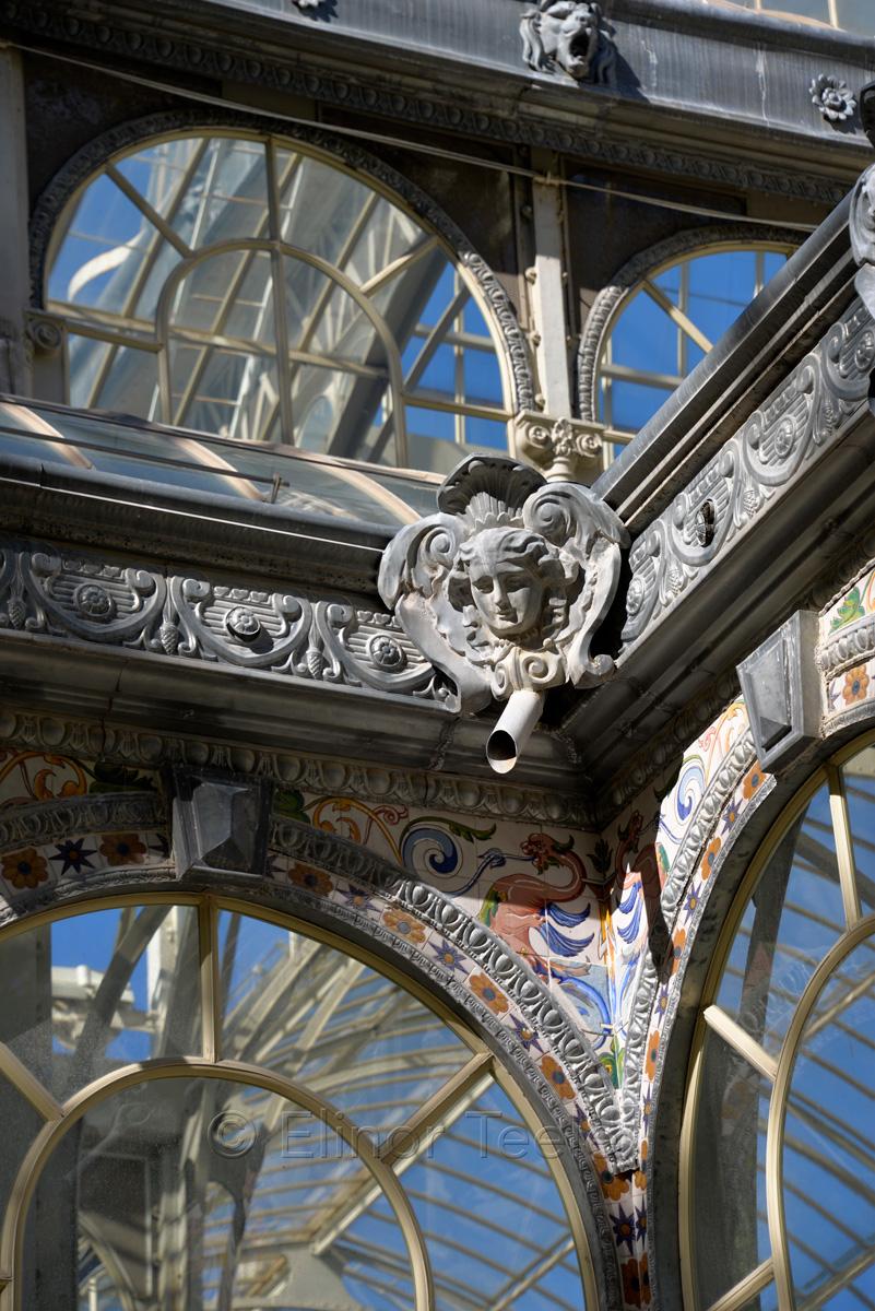 Palacio de Cristal | Glass Palace in Buen Retiro, Madrid 3