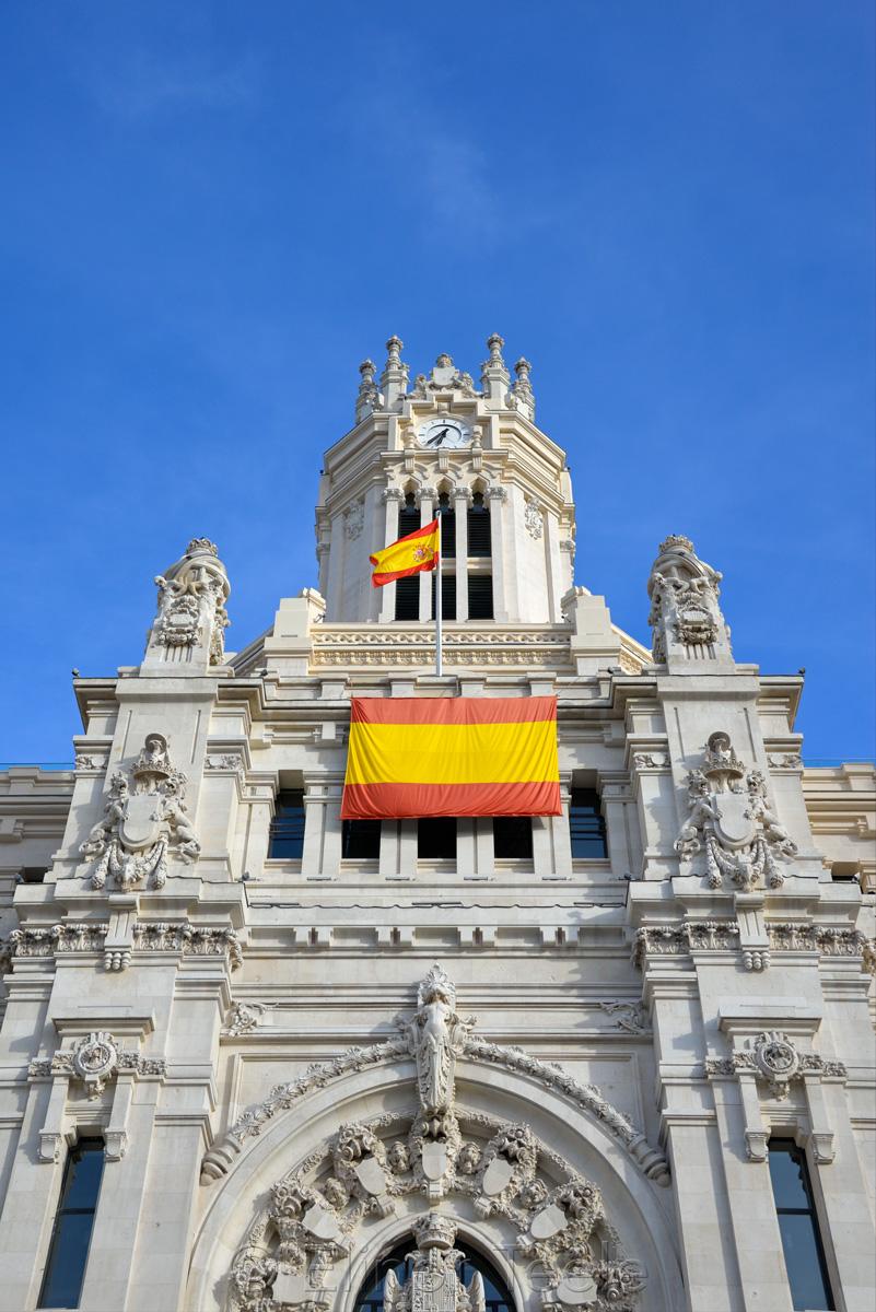 Palacio De Cibeles Cibeles Palace Madrid 3