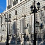 Palacio Real | Royal Palace - Lampposts, Madrid