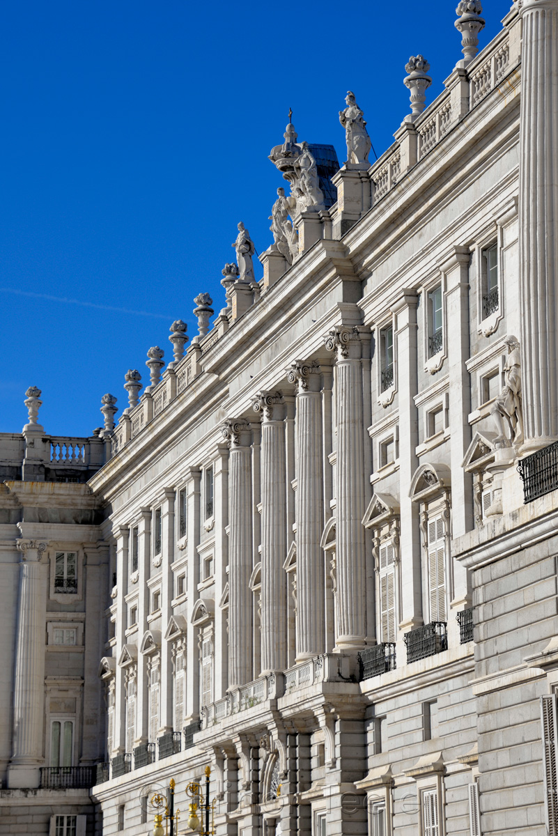 Palacio Real | Royal Palace - Prince's Gate, Madrid