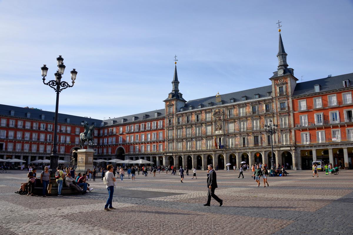 Plaza Mayor | Main Square, Madrid