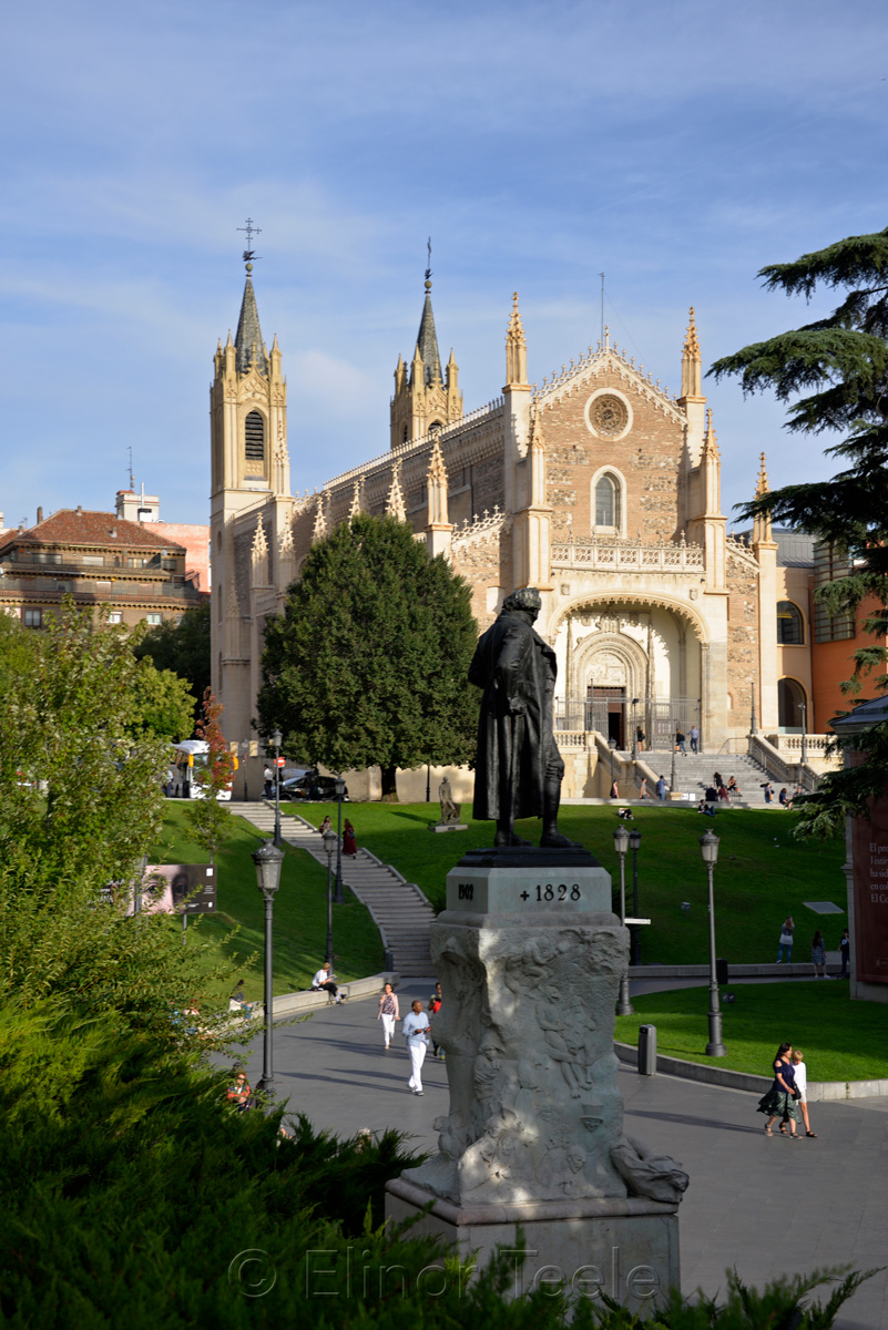 San Jerónimo el Real | St. Jerome the Royal