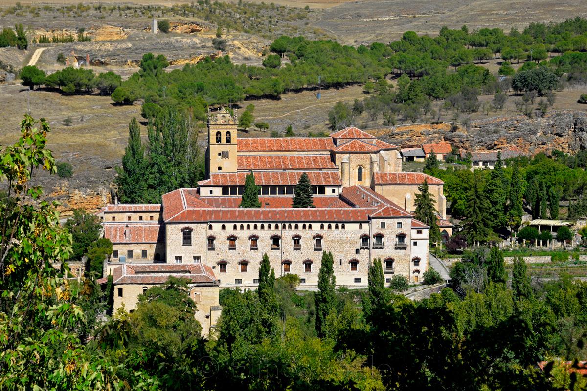 Monasterio de Santa María del Parral, Segovia