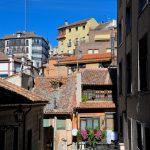 Streets in Segovia