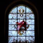 Stained Glass, Catedral de Segovia, Segovia