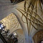 Sunlit Ceiling, Catedral de Segovia