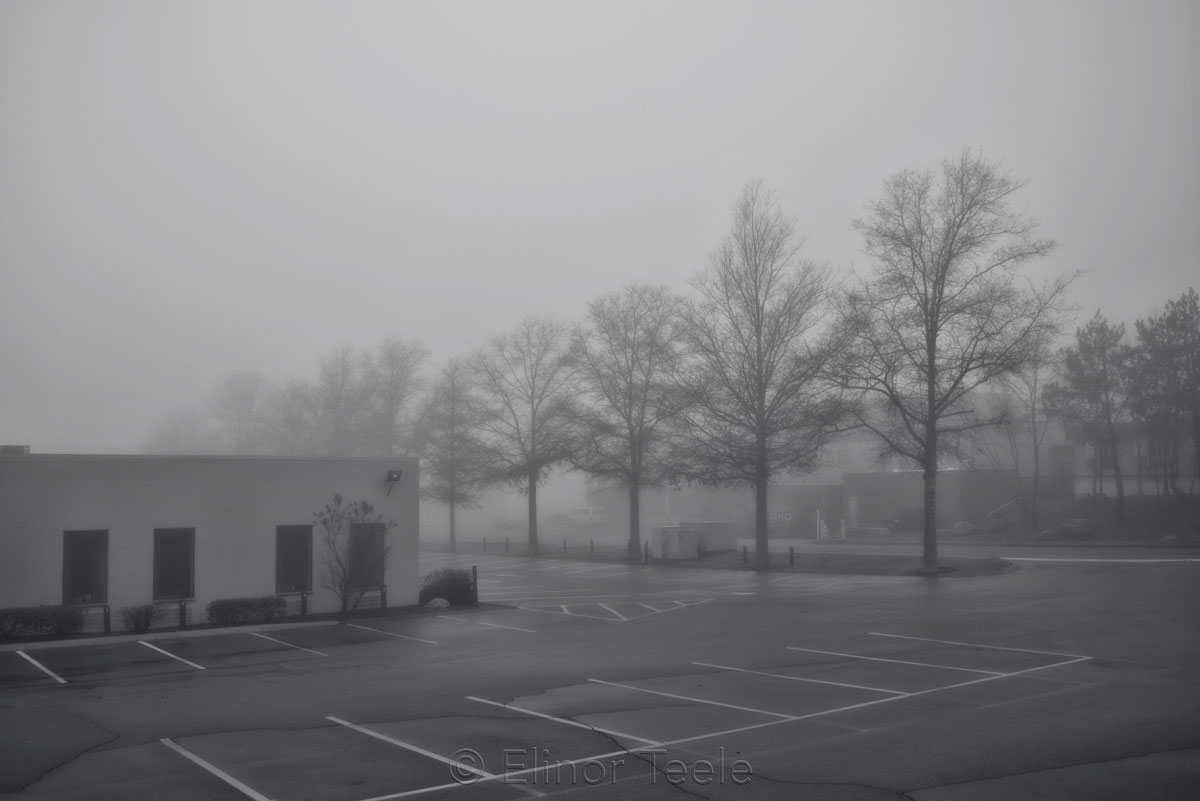 Blackburn Industrial Park - Fog 2