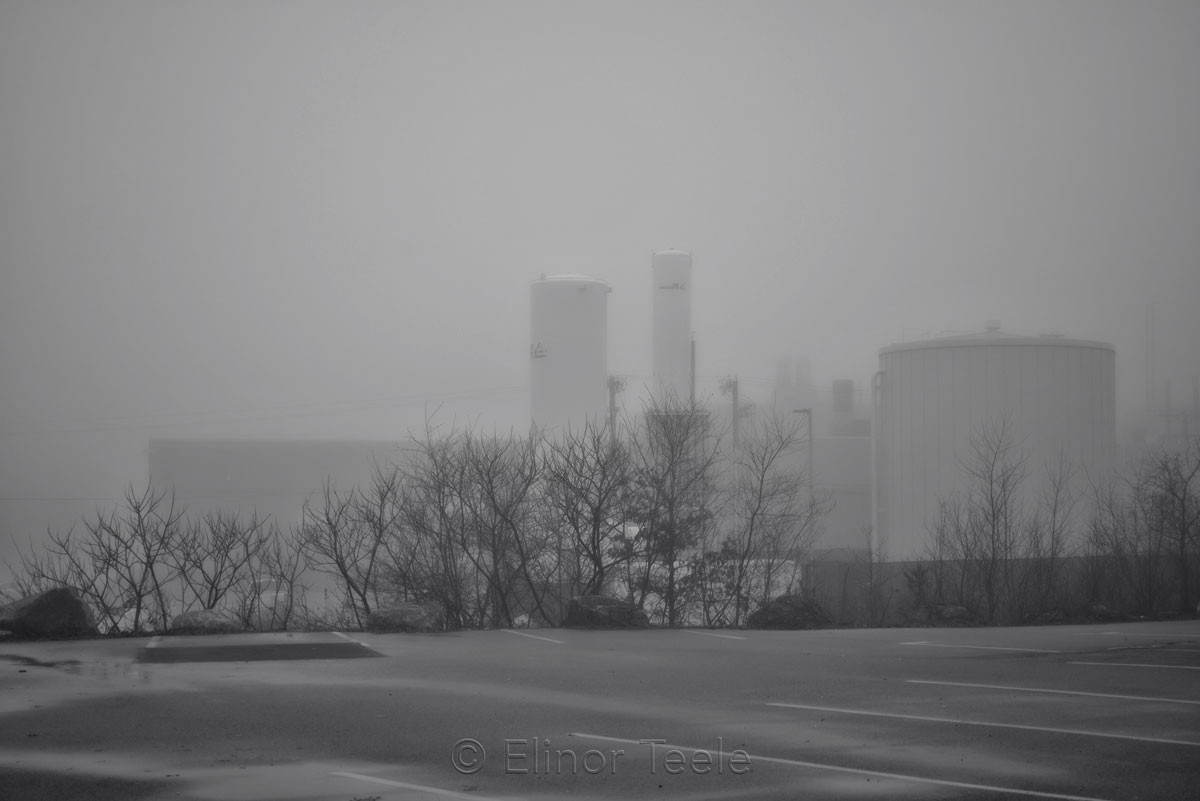 Blackburn Industrial Park - Fog 4