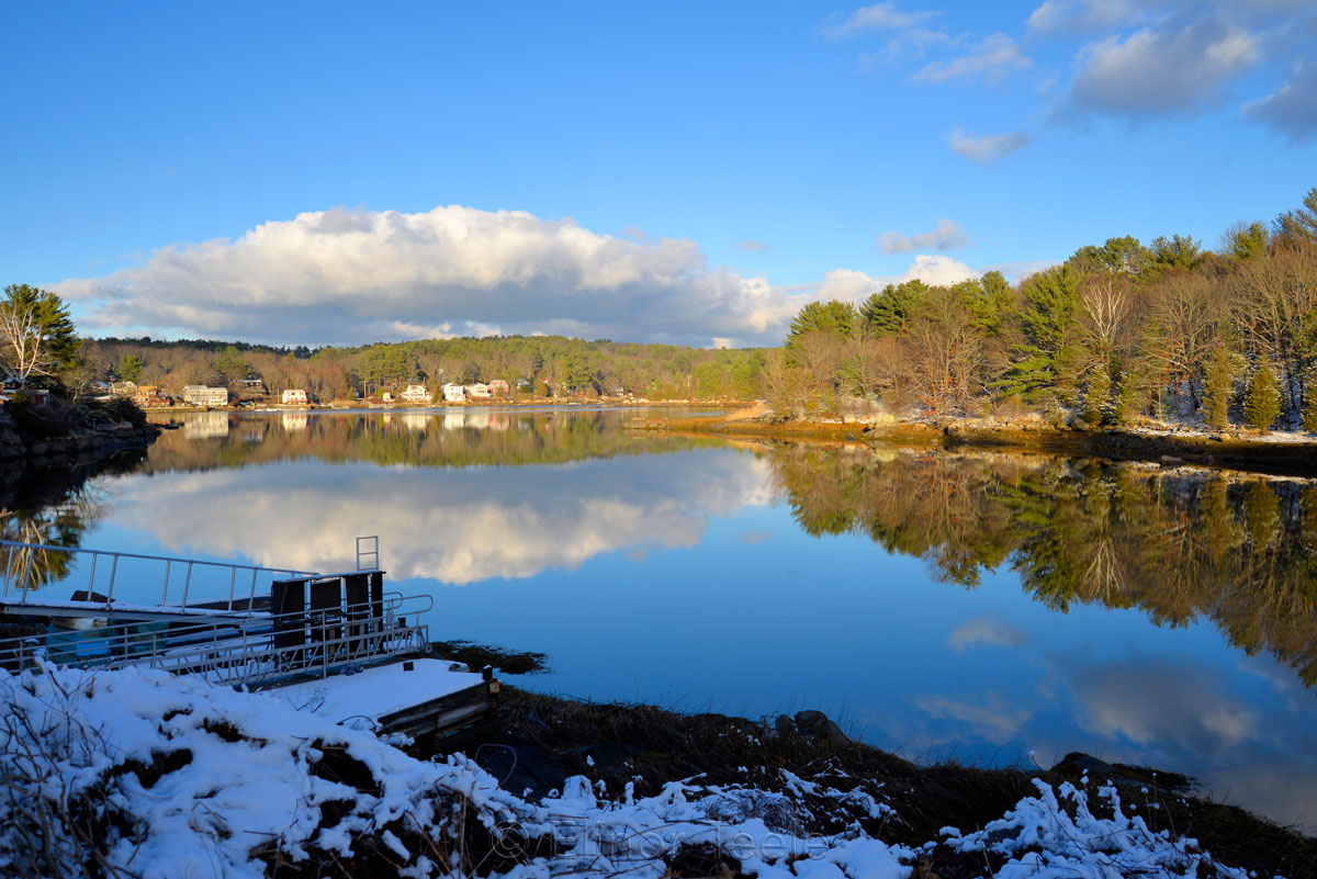 Goose Cove - December Afternoon 1