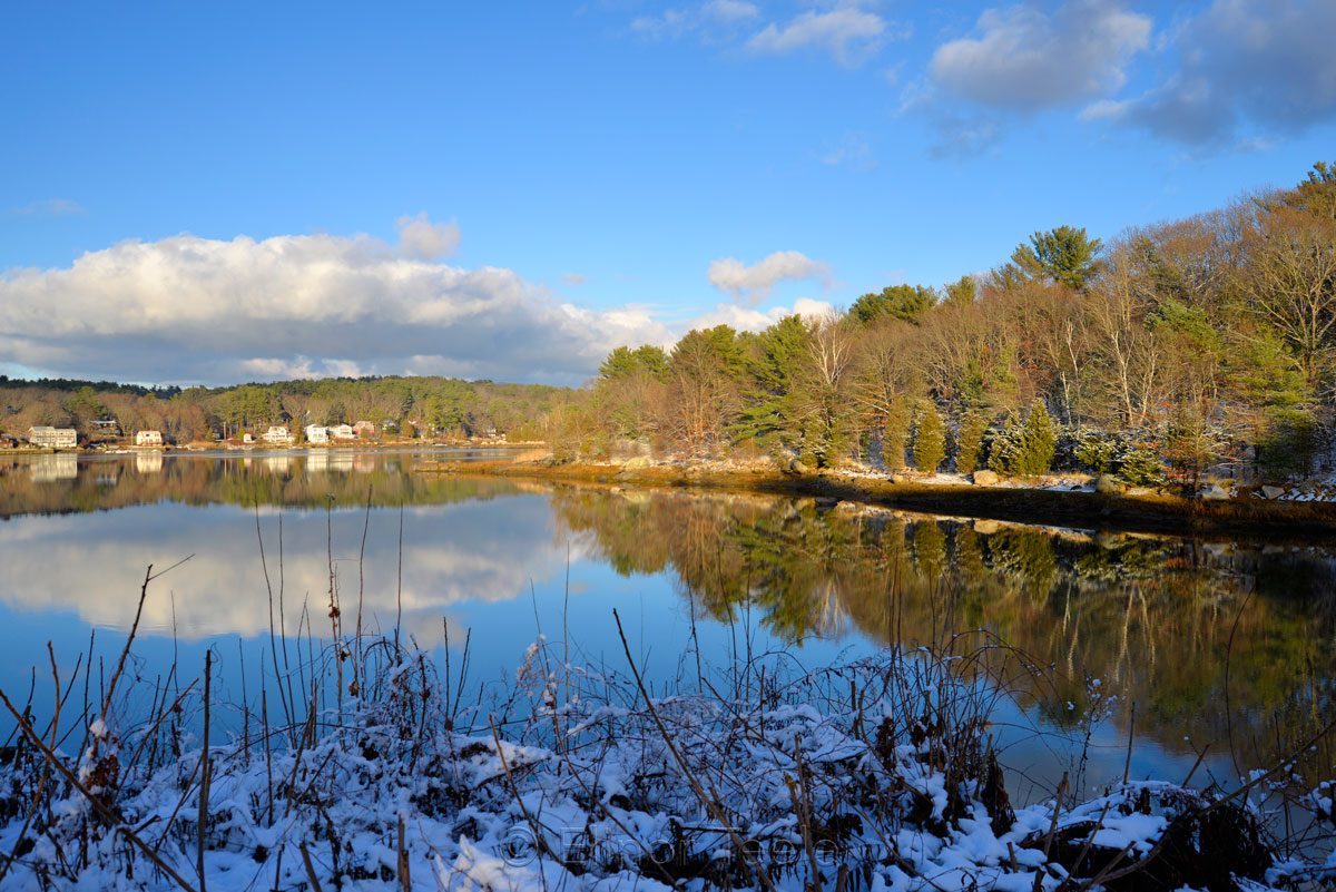 Goose Cove - December Afternoon 2