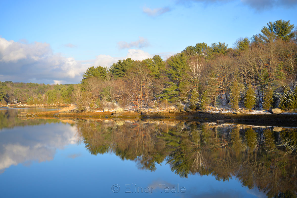 Goose Cove - December Afternoon 3