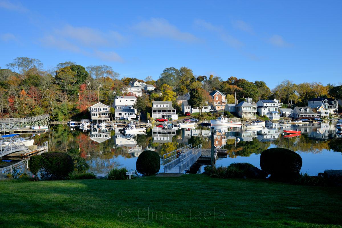 Annisquam Harbor – Warm October Day 1