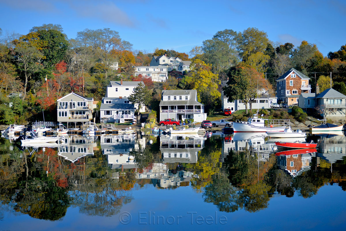 Annisquam Harbor - Warm October Day 2