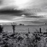 Brow Peak & September Clouds