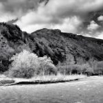 Arrow River - September Clouds 3