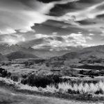Up on Tobin's & September Clouds
