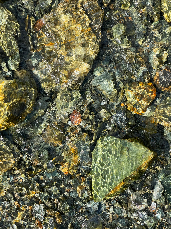 Rocks Underwater in Spring 3